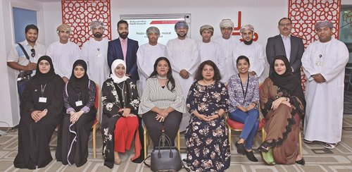 Bank Muscat showcases its Contact Centre to highlight excellence
