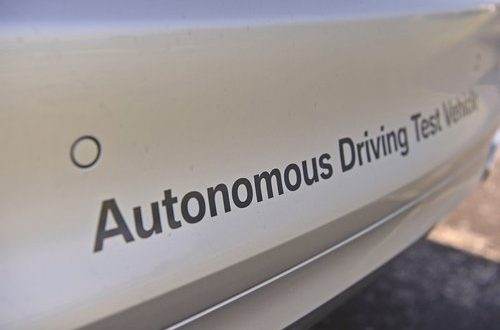 BMW Group is first international automaker to get autonomous driving road test licence in China
