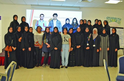 CEBI conducts Business Model Canvas Workshop at MCBS