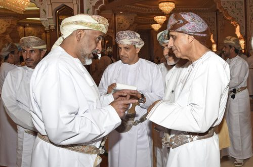 Council of Ministers, Council of Oman hold joint meeting