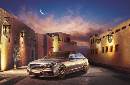 Exclusive Ramadan Package available on Mercedes-Benz cars till June 16