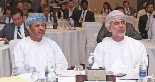 GBSA and BankDhofar hold Oman Debt Capital Markets Conference