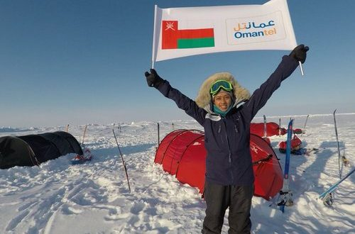 Geographic North Pole achievement has given perseverance to tackle huge problems: Anisa