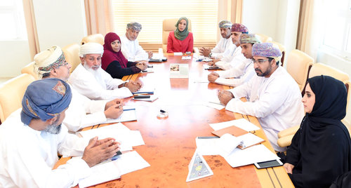H E Dr Madeeha heads crisis management committee meet