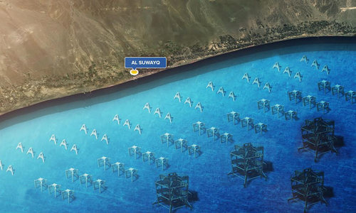 H E Sajwani signs pact to set up largest artificial coral reef off Suwaiq coast