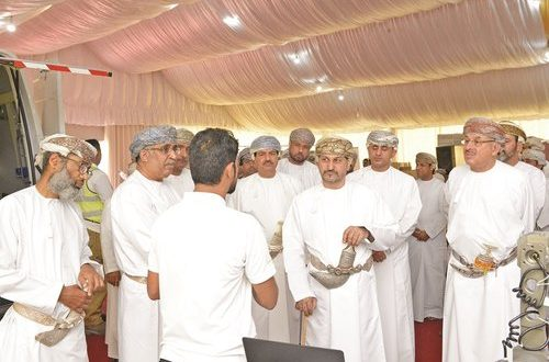 Haya Water holds Labour Day exhibition