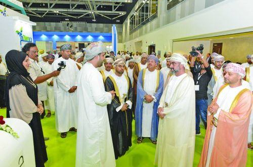 Haya Water part of Oman Energy and Water Conference and Exhibition