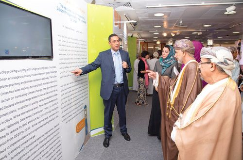 His Majesty's Trust Fund supported 7 SQU research projects worth RO434,000 in 2017