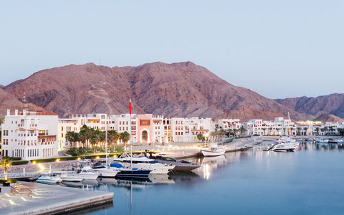 Jebel Sifah calls Omani artists to participate in the Marina Mural art project