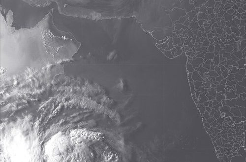 Low pressure likely to intensify into tropical cyclone in 24hrs