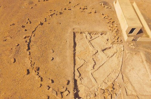 Mudhaibi shows evidence of oldest copper smelting operations