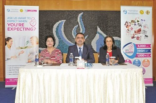 Muscat Private Hospital organises CME Symposium on Obstetrics and Gynaecology