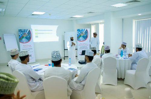 Nama Group holds Electrician Training Programme to develop Omani talent