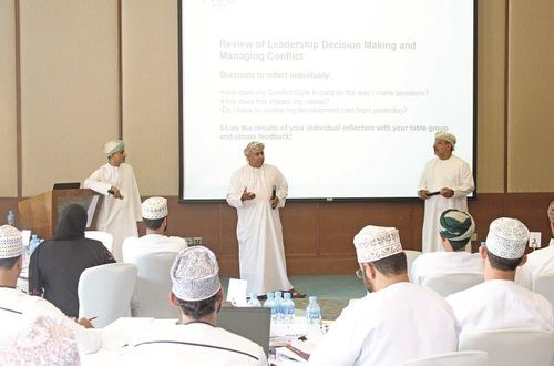 Nama Group launches batch 2 of its potential leaders programme 'Ruwad'