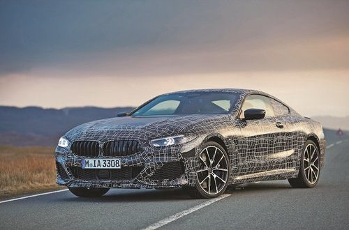 New BMW 8 Series Coupe embodies fascinating sportiness, performance and supreme comfort
