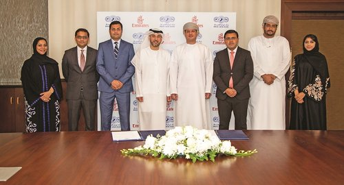 OAB enters into partnership with Emirates