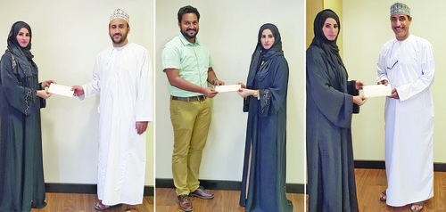 Oman Avenues Mall announces 'Shop and Win' sweepstake winners