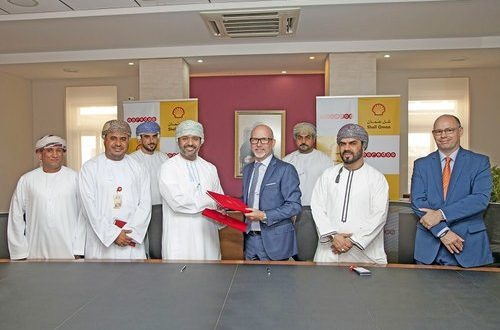 Ooredoo E-Recharge available at Shell service stations