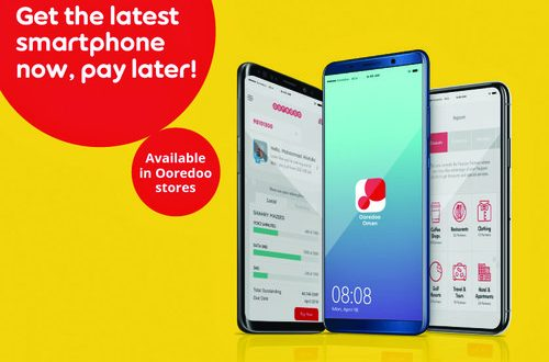 Ooredoo Shahry offers device installment plans to users