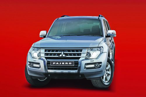 Pajero available at unbeatable price with Mitsubishi Ramadan offer