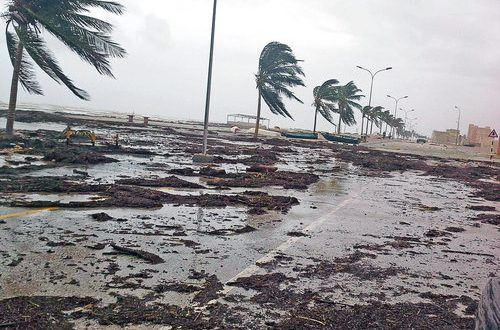 People in Dhofar go above and beyond to help those affected by Mekunu