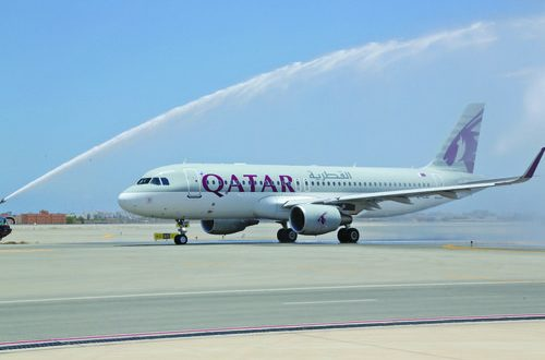 Qatar Airways marks five years of service to Salalah
