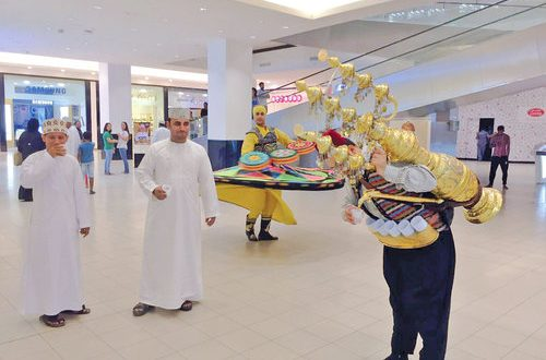 Ramadan campaign launched at Muscat City Centre and Qurm City Centre