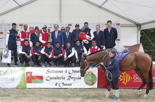 Royal Cavalry riders, horses qualify for World Equestrian Games Championship in US