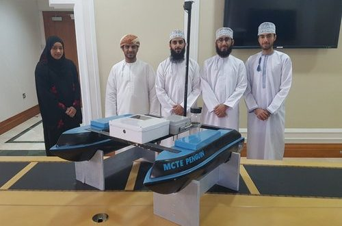 SQU students create device to detect marine oil spills