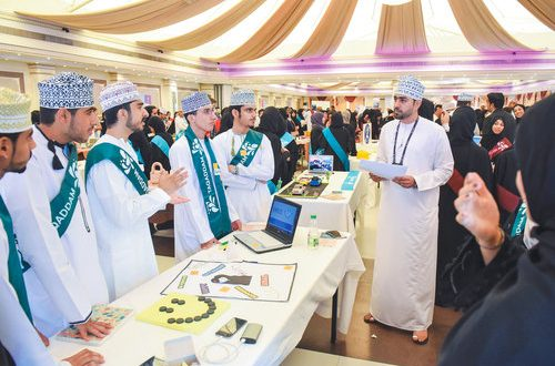 Taqaddam honours students' ideas to solve global, social issues