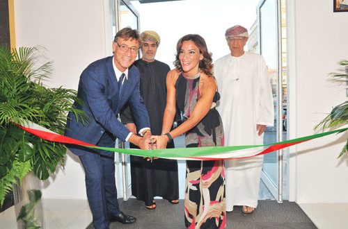 Tricolore International opens outlet for premium Italian porcelain tiles