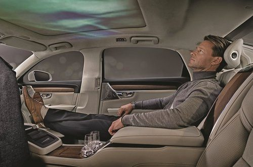 Volvo Cars reveals S90 Ambience Concept that synchronises visuals, sound and scent