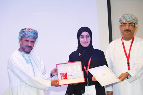 Winners of Falling Walls Lab Oman 2018 competition announced