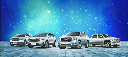 Amazing GMC seasonal offer with great benefits available till July 5