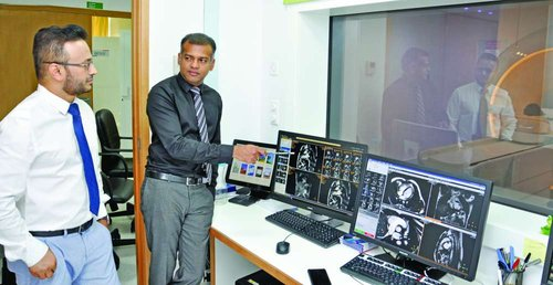 Badr al Samaa Hospital, Ruwi launches first private sector Cardiac MRI in Oman