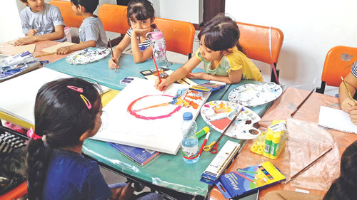 Bait al Baranda to conduct children's summer workshop from Aug 5 to 16