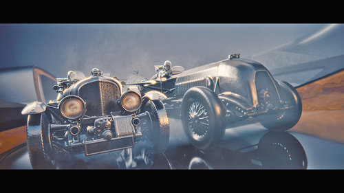 Bentley honours decades of innovation and craftsmanship with new film