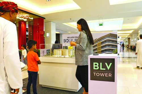 Boulevard Tower's roadshow receives great response from investors and homeowners