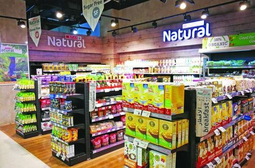 Customers embrace Spar Oman's 'natural' concept with enthusiasm