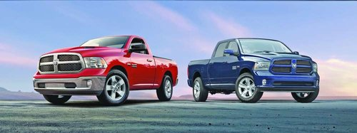 Dhofar Automotive offers RAM 1500 starting from just RO11,990