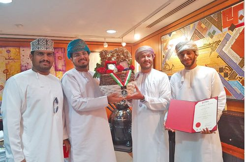 Eshraqa supports Team Sumou to win gold medal
