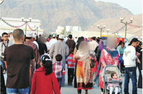 Expat population in Oman falls by over 97,000 in 2 months