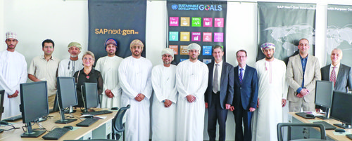 First SAP Next-Gen Lab in sultanate launched at GUtech