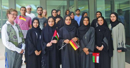 GUtech students to participate in special language and culture course at partner university
