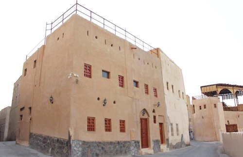 Heritage hotel returns life into crumbling old houses of Nizwa