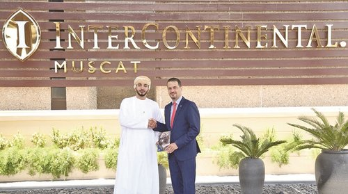 Ithraa News to make its debut in rooms of InterContinental Muscat