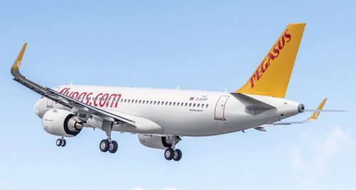 Low-cost Pegasus Airlines to start Muscat-Istanbul flights from July 4