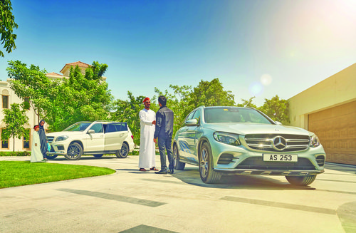 Mercedes-Benz Oman offers Khareef Safety free check in Salalah