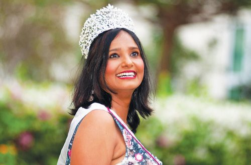 Muscat resident to contest in Mrs Asia Pacific pageant in Singapore