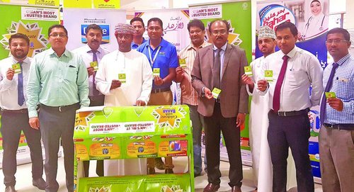 NDC announces 35 winners of 'Celebrate with Bahar' promotion